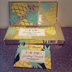 Too Faced Tutti Frutti Pineapple Eyeshadow
